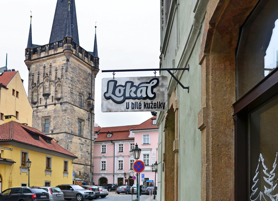 Prague - Mala Strana - Lokál