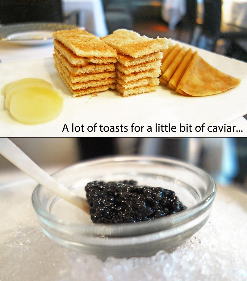Caviar Russe - Caviar