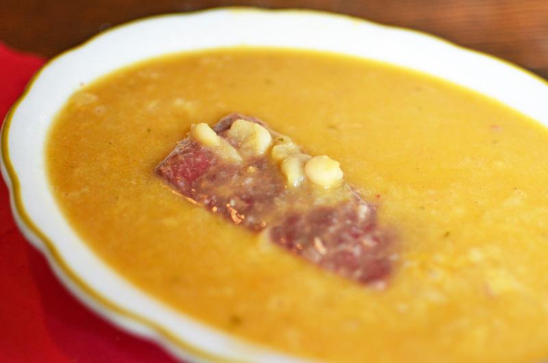 Belmont - Gurra Café - Bean Soup