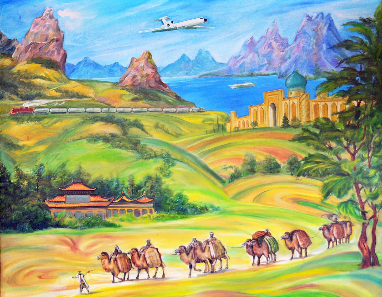 Tajik Souvenir