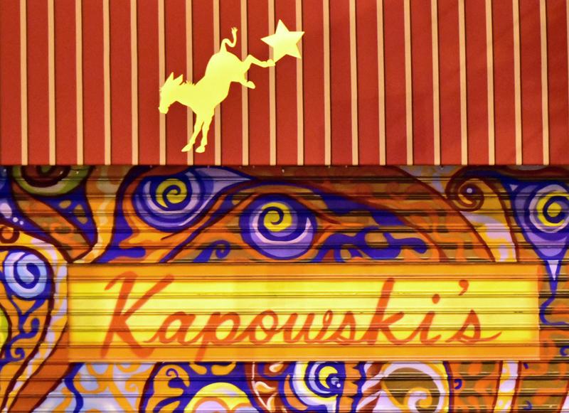 Russian Cuisine - Kapowski's