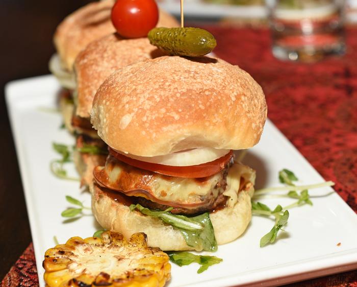 Russian Cuisine - Kapowski's - Max's Beef Burgers