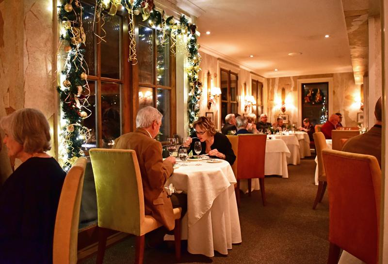 Manoir Hovey - Le Hatley Restaurant