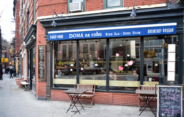 Czech Cuisine - Doma Na Rohu