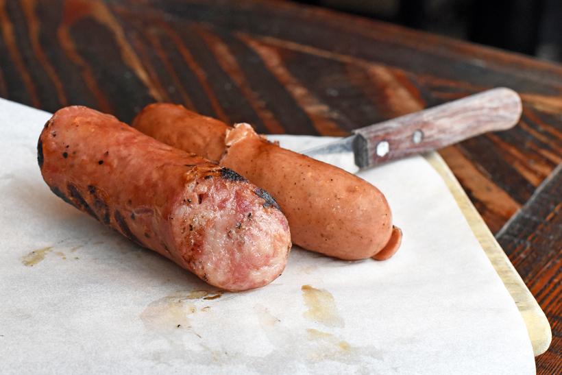 Doma Na Rohu - Sausages