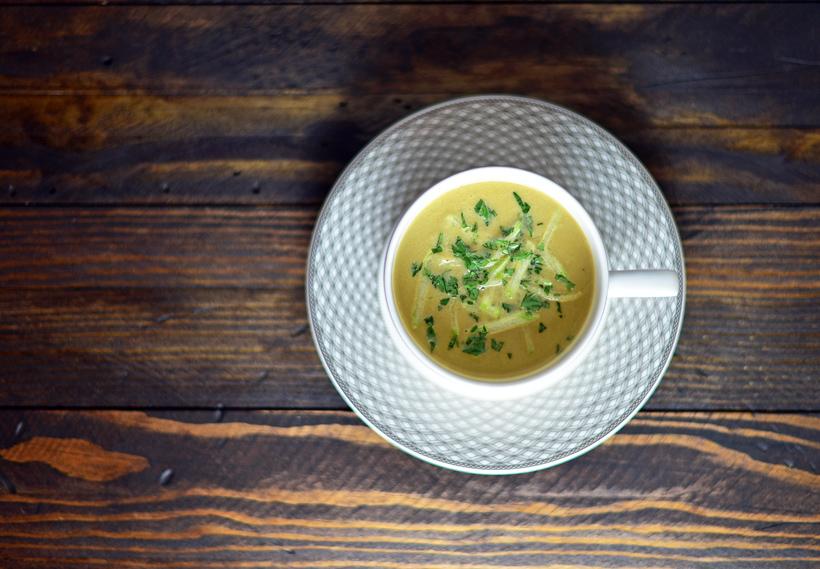 Latvian Cuisine - Mushroom Soup