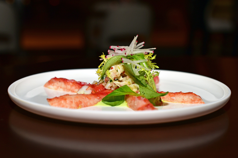 Midtown West - Gabriel Kreuther - King Crab Salad