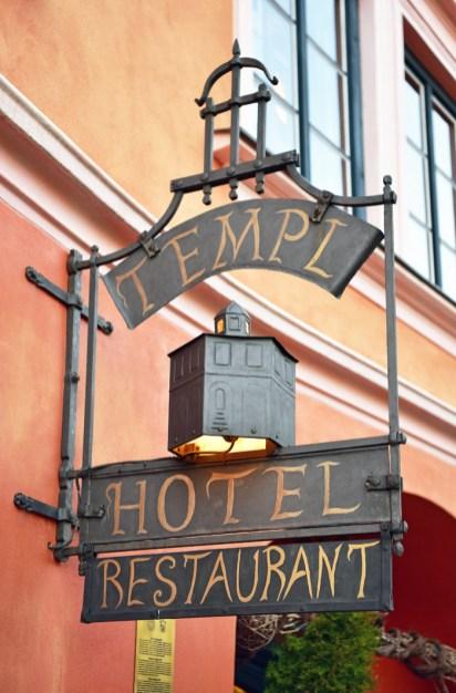 Mikulov - Templ Restaurant