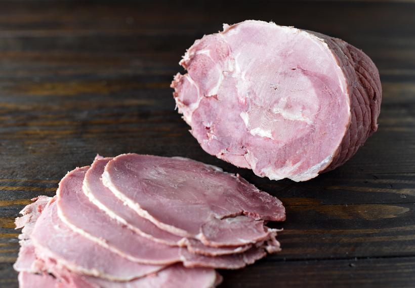 Wild Boar Shoulder Ham