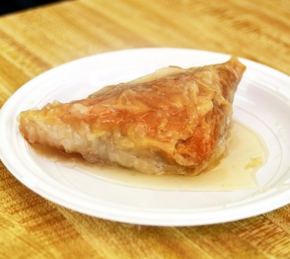Kosovan Cuisine - Tony and Tina's Pizzeria - Baklava