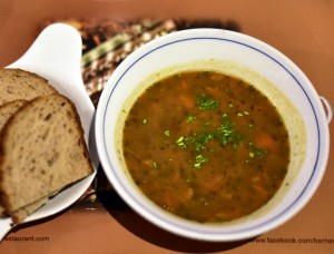 Czech Cuisine - Bohemian Spirit - Vegetable Soup