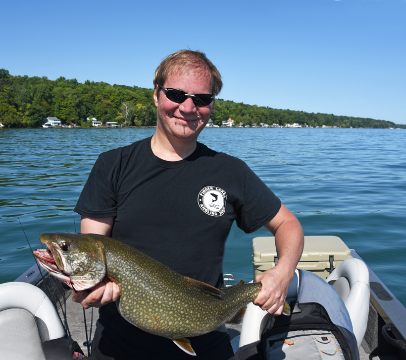 Cayuga Lake - Lake Trout