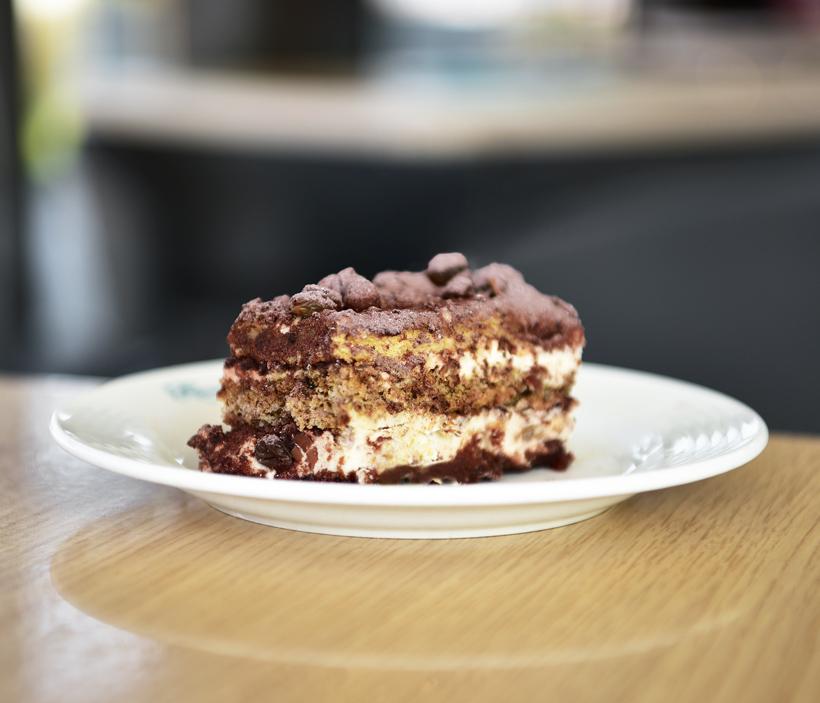 Sopron - Harrer Chocolate Factory - Somlói Torta