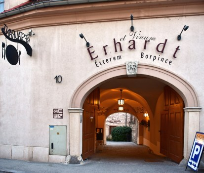 Sopron - Erhardt Restaurant