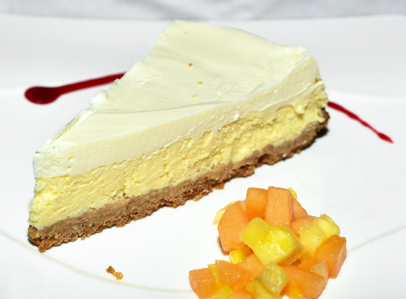 New Rochelle - Dubrovnik Restaurant - Cheesecake