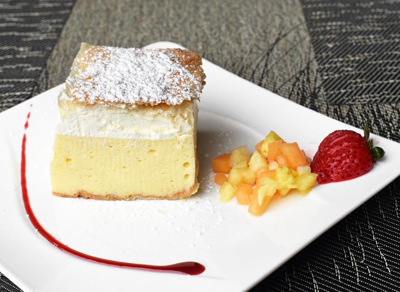 New Rochelle - Dubrovnik Restaurant - Kremšnita
