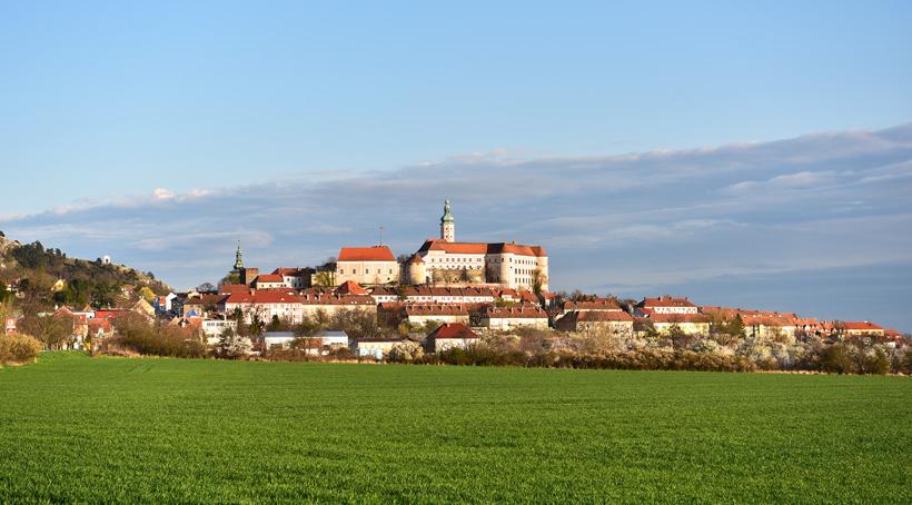 Moravia - Milkulov
