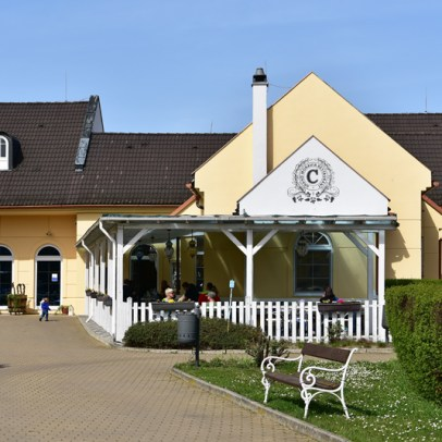 Czech Republic - Lednice - Grand Moravia Restaurant