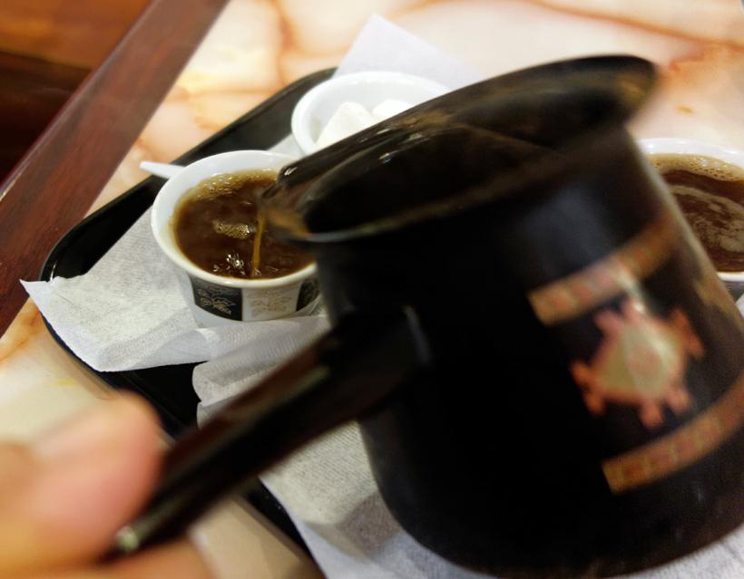 Cevabdzinica Sarajevo - Coffee