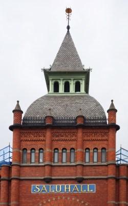 Stockholm - Östermalms Saluhall