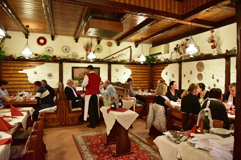Czech Republic - Olomouc - Moravská Restaurant
