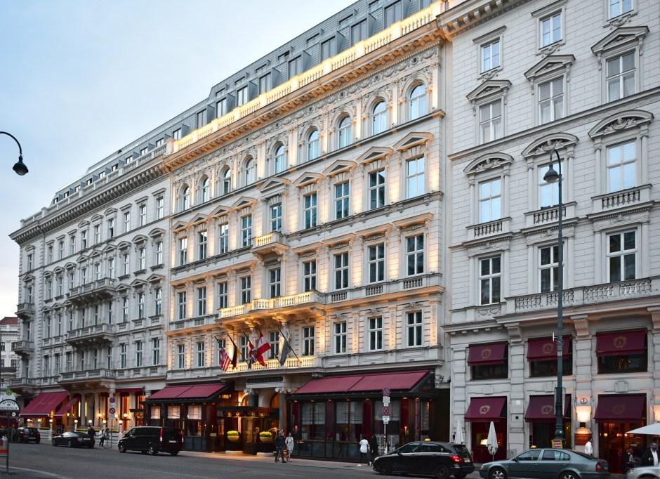 Vienna - Hotel Sacher