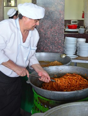 Tashkent - National Food Restaurant - Lagman
