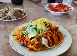 Tashkent - National Food Restaurant - Lagman