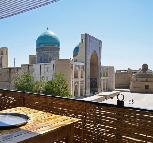 Bukhara - Chasmai Mirob Restaurant