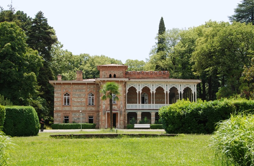 Georgia - Tsinandali - Chavchavadze Museum