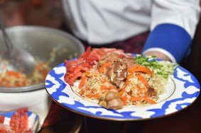 Moscow - Uzbekistan Restaurant - Plov by Novikov