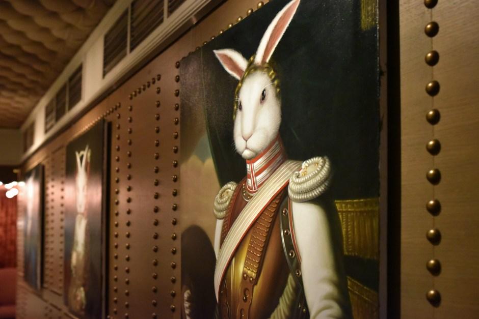 Moscow - White Rabbit