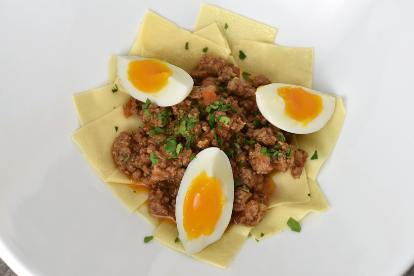 Dagestani Cuisine - Kumyk Khinkal