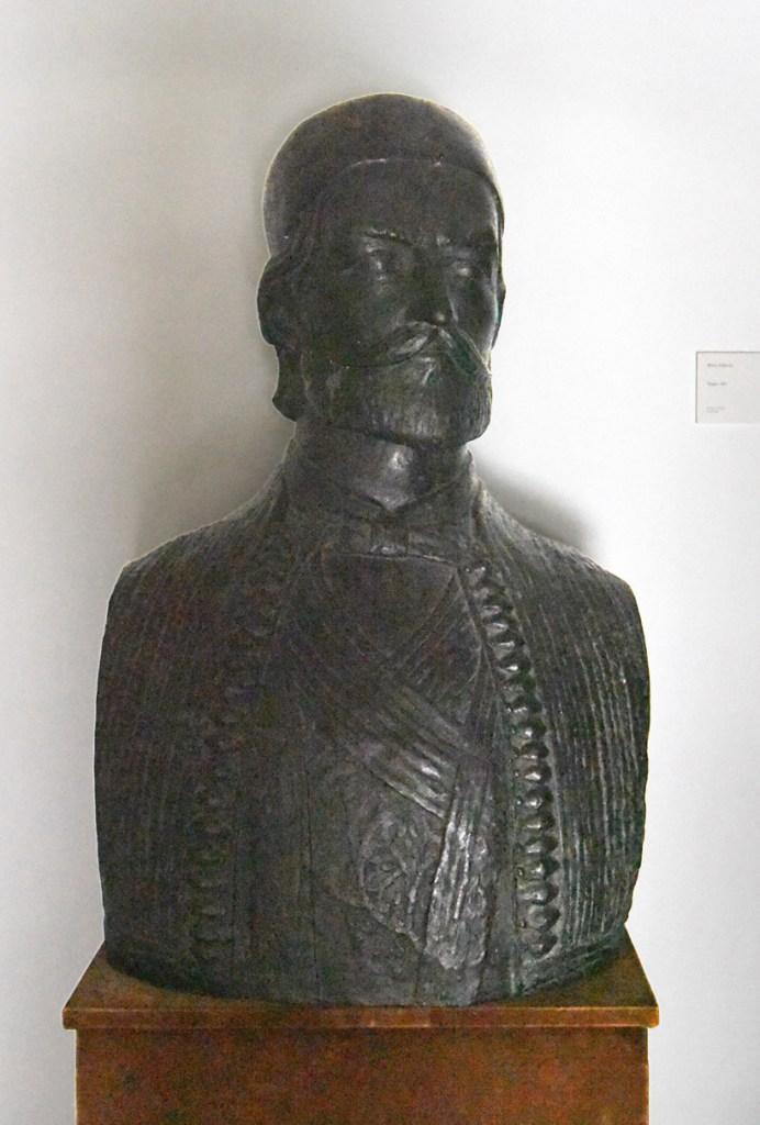Cetinje - Njegoš museum - Njegoš