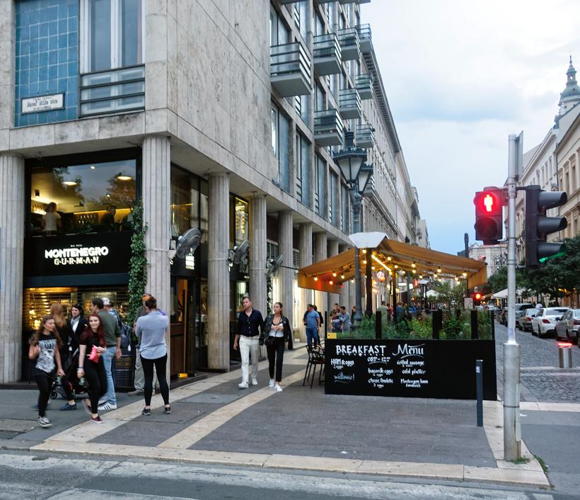 Budapest - Montenegro Gurman Restaurant