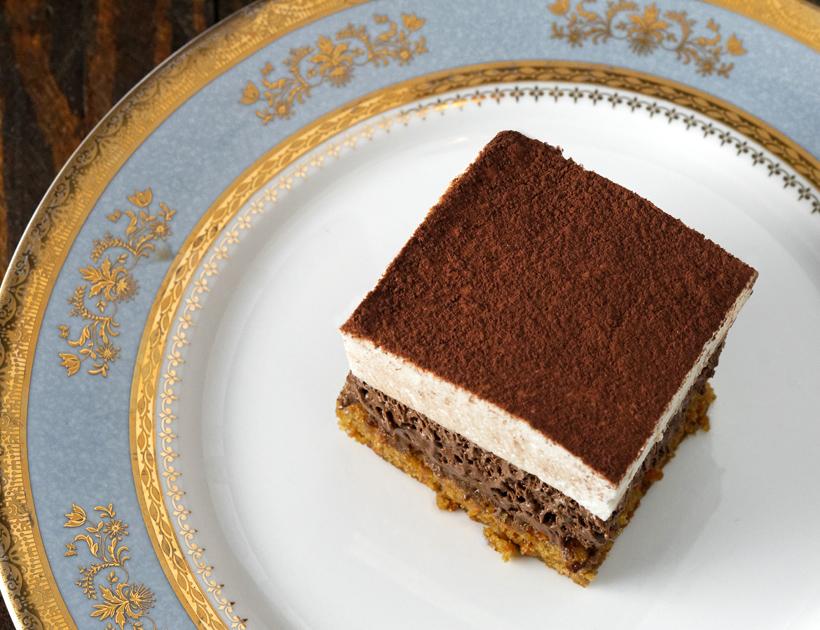 Hungarian Dessert - Rigó Jancsi