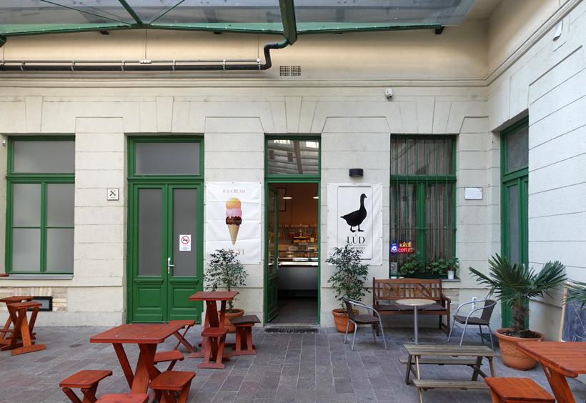 Lúd Café