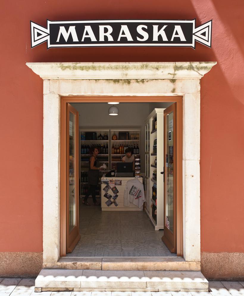 Zadar - Maraska Store
