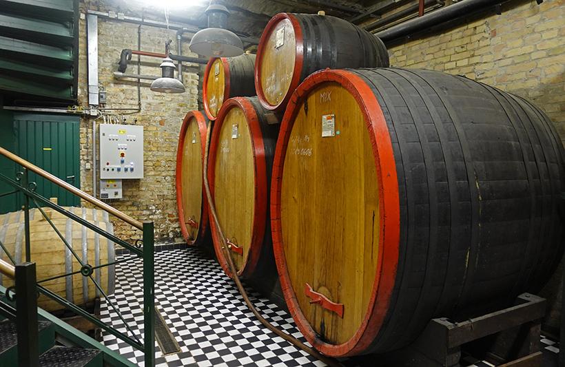 Budapest - Unicum Cellar