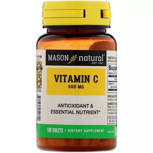 mason natural vitamin c