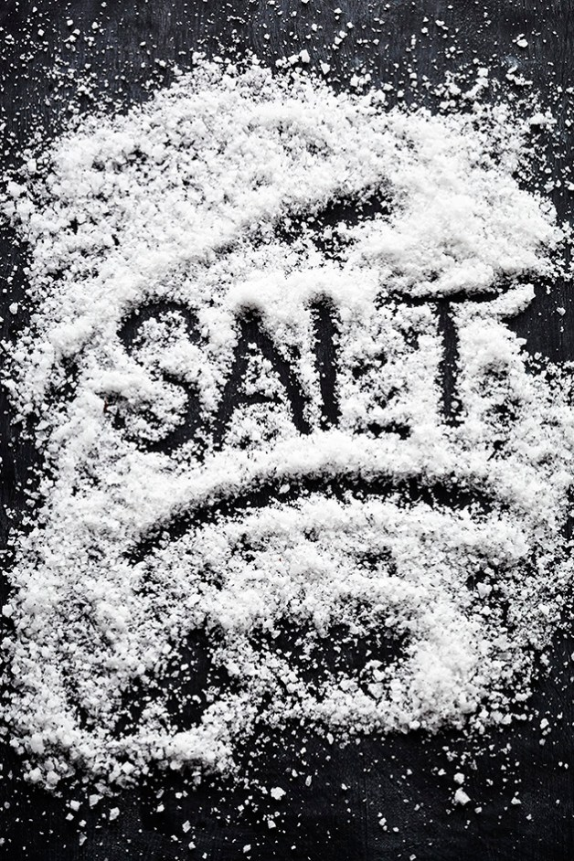 Salt recipes