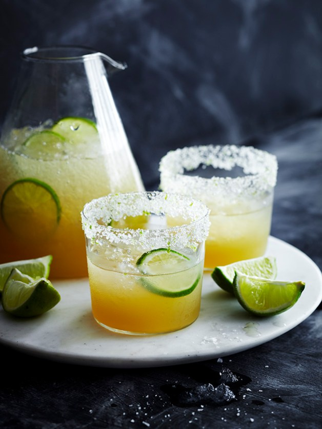 The Perfectly Salty Margarita. Cooking with Salt. Recipes, foodstyling, styling & photography by Manja Wachsmuth