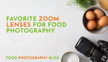 What lens should you use to shoot food?