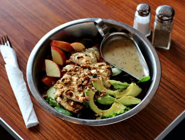 diner style salad