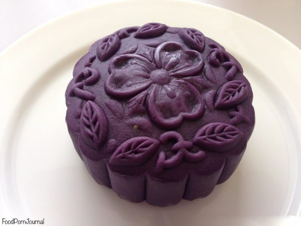 Taro Mooncake