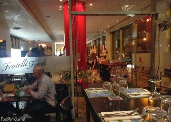 Cafe Sopra Sydney