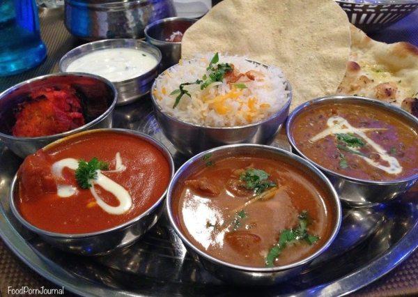 Delhi 6 Acton thali