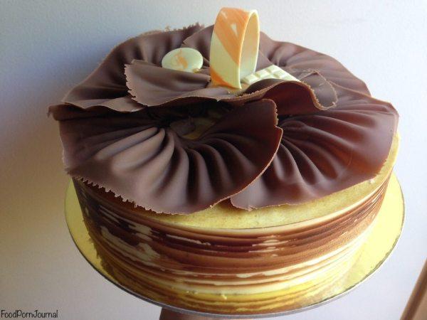Flute Bakery Canberra cake