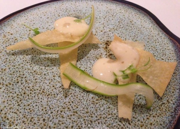 Sage Dining Taste and Test 1