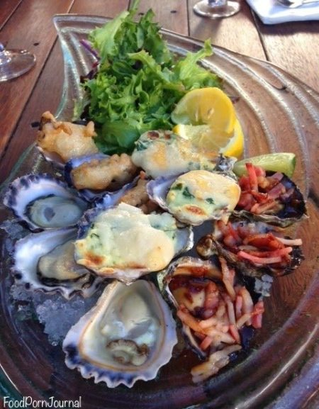 C Dine Bar Kingston Foreshore $1 oysters